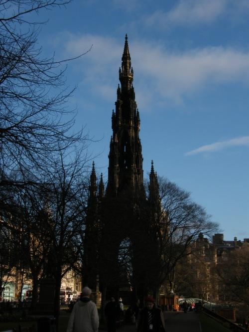 Scots Monument