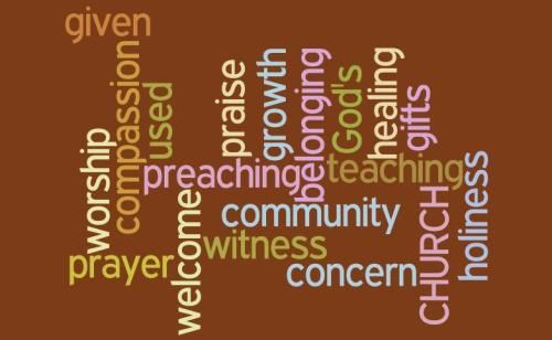 church-as-community