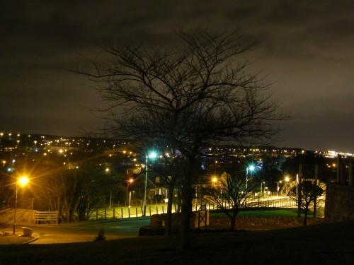 Portlethen Night