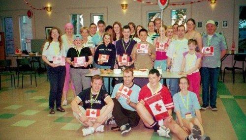 CofS Pilgrims in RHPC